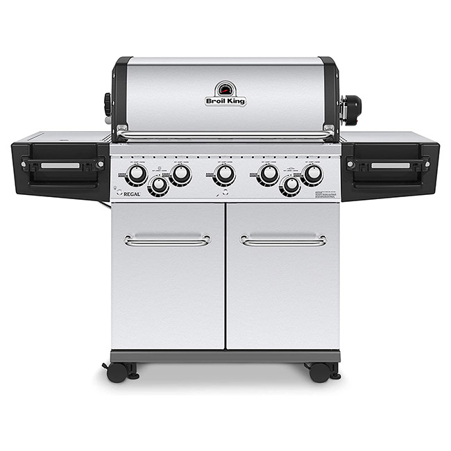 Broil King Regal S590 Pro Gas Grill