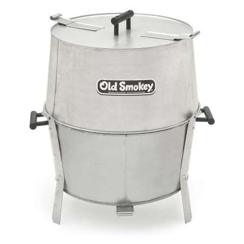 Old Smokey Charcoal Grill