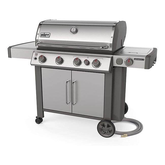 Weber Genesis® II S-435 Gas Grill Side